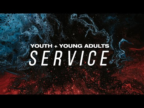 Youth & Young Adults Service 4.21.21  Pablo Cuevas & Jaydin Perez