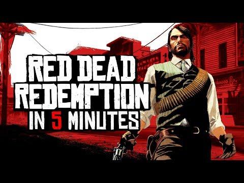 Red Dead Redemption in 5 Minutes - UCKy1dAqELo0zrOtPkf0eTMw