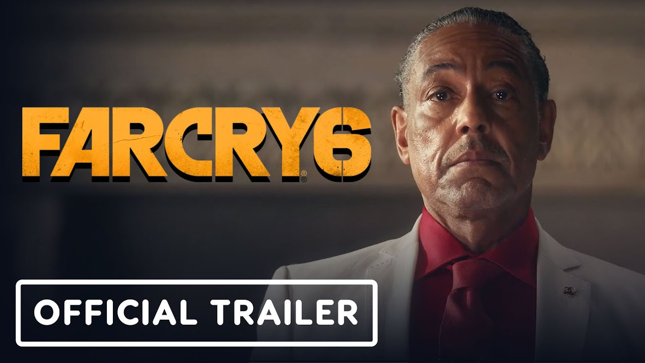 Far Cry 6 Giancarlo Will Face You Now – Official Trailer