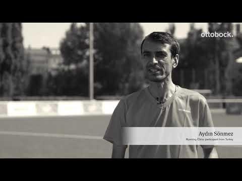 European Running Clinic with Heinrich Popow | Ottobock