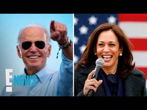 Joe Biden Wins 2020 U.S. Election: Celebrities React