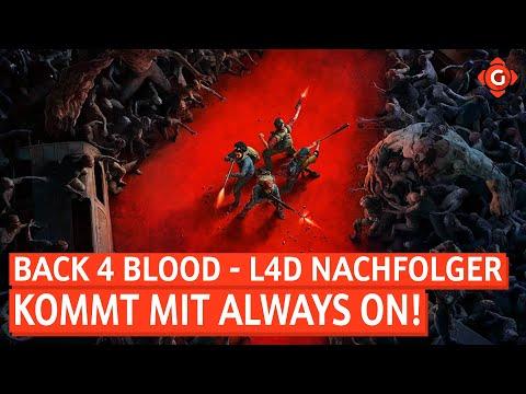 Back 4 Blood: Kommt mit Always On! Halo Infinite: Neue Infos zum Multiplayer! | GW-NEWS