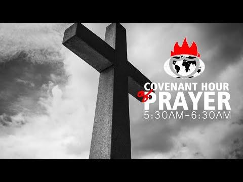 DOMI STREAM: COVENANT HOUR OF PRAYER 19, JUNE 2021  FAITH TABERNACLE