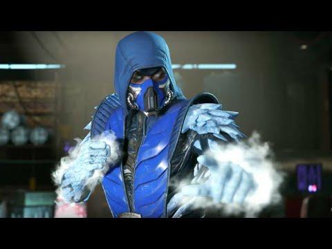 Injustice 2 Official Introducing Sub-Zero Trailer - UCKy1dAqELo0zrOtPkf0eTMw