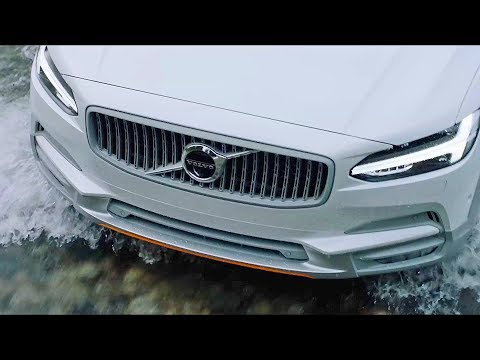 Volvo V90 Cross Country VOR (2018) Features, Design, Driving