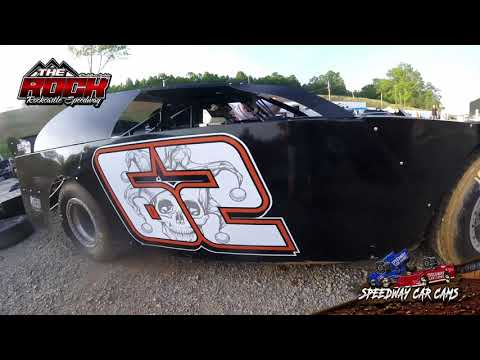 #62 Blake Gregory - Crate Late Model - 6-5-21 Rockcastle Speedway - dirt track racing video image
