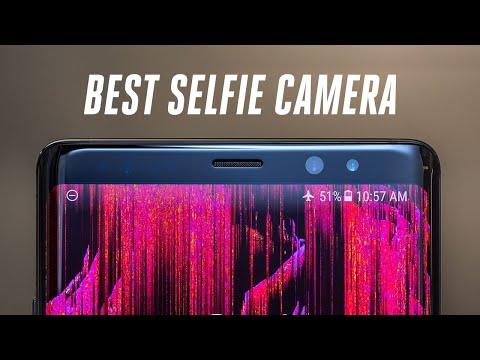 The best selfie camera