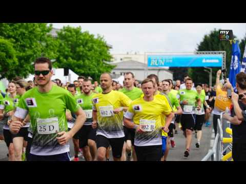 Magna Steyr Run 2017 Trailer - English