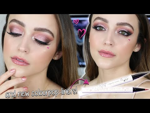 Valentine's Day Makeup Tutorial | ROSY GLOW