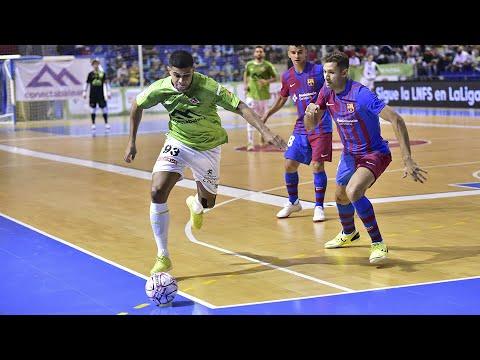 Palma Futsal - Barça  Jornada1 Temp 21 22