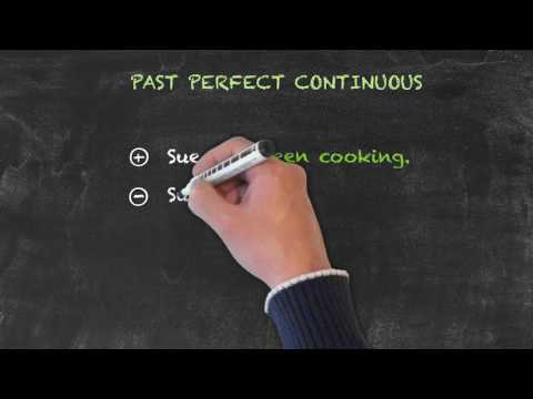 The Past Tenses - Past Perfect Continuous - Structure and Usages