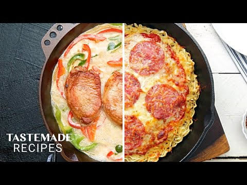 How to Make 3 Easy Meals With a Cast Iron Pan
