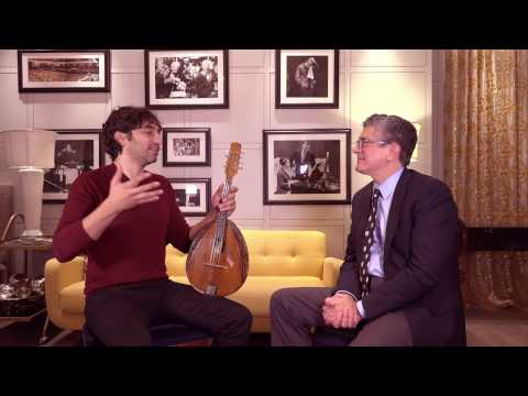 Evans's Corner: (Full) Conversation with Mandolin Soloist Avi Avital