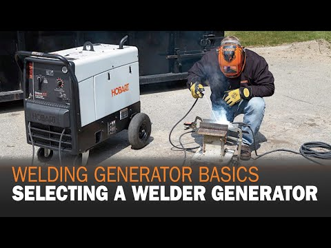 How to Choose a Welder Generator