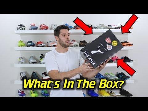 What Did Puma Send Me? - UCUU3lMXc6iDrQw4eZen8COQ