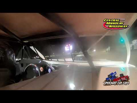 #38 Jason Pursley - A Modified - 7-4-2021 Central Missouri Speedway - In Car Camera - dirt track racing video image