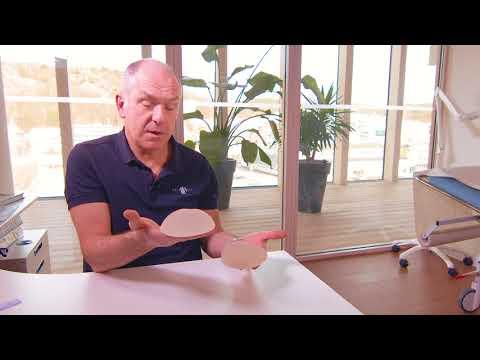 Art Clinic - Skillnaden mellan runda och droppformade implantat