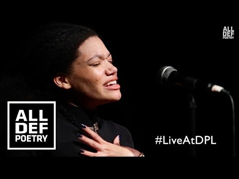"Alysia Harris - ""Death Poem"" | All Def Poetry x Da Poetry Lounge"