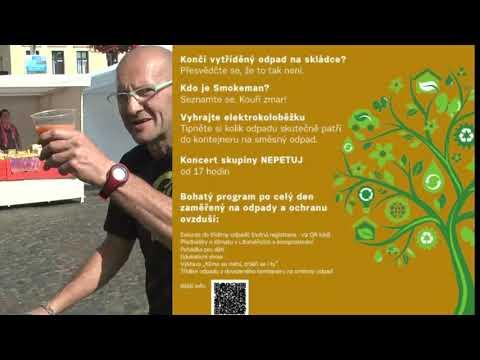 Den životního prostředí proběhne již 23. září