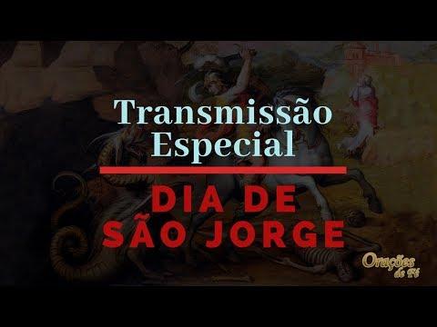 Transmissão Especial - DIA DE SÃO JORGE