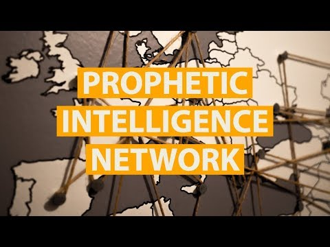 Prophetic Intelligence Network  Connecting True Prophetic Voices