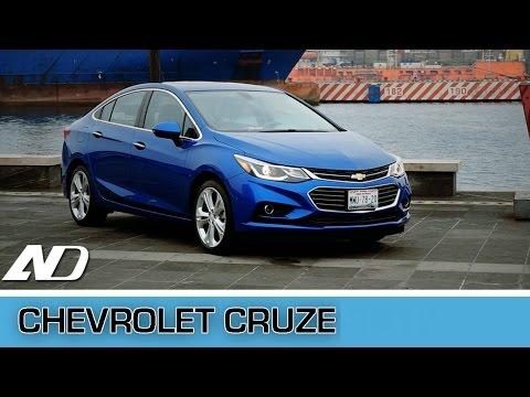 Nuevo Chevrolet Cruze - Primer Vistazo en AutoDinámico