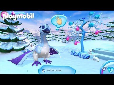 PLAYMOBIL Kristallpalast App Trailer