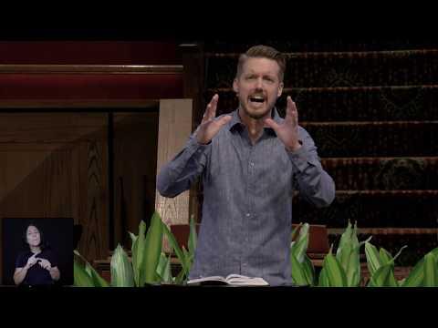 Sermon - 07/12/2020 - Pastor Ben Anderson - Christ Church Nashville