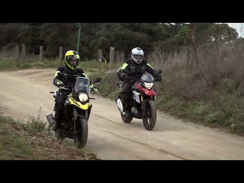 Motosx1000: Comparativa Suzuki V-Strom 250 Vs. BMW G310GS