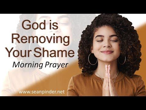 1 SAMUEL 17 - GOD IS REMOVING YOUR SHAME - MORNING PRAYER (video)