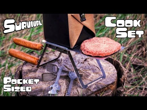 Ultimate Backpacking Wood Stove Put to the Test!