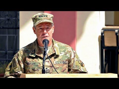 Tướng Mỹ thoát chết trong vụ ám sát của Taliban