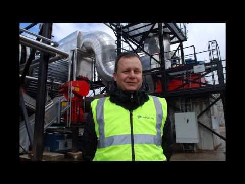 Study visit Pelletplant Latgran, Nordic Baltic Bioenergy Conf. 2015