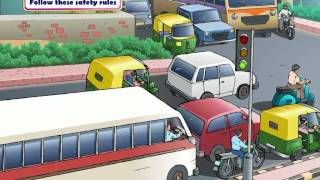 EVS - Class 2 - Safety Rules for Vehicles and Means of
