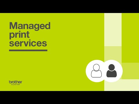 Brother UK - Managed Print Services