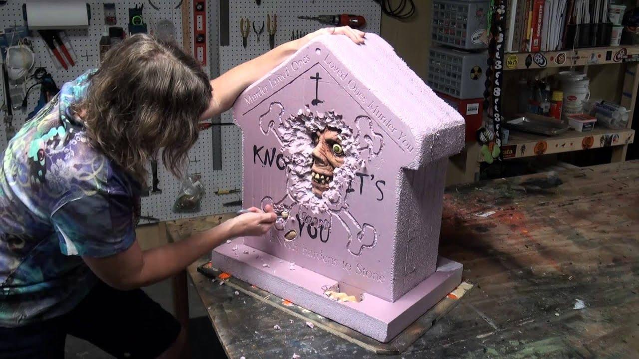revenge tombstone: halloween prop | fpvracer.lt