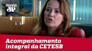 Revitalização do Rio Pinheiros tem acompanhamento integral da CETESB