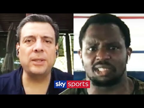 Dillian Whyte reacts angrily to WBC President after explaining his mandatory position 😡 14