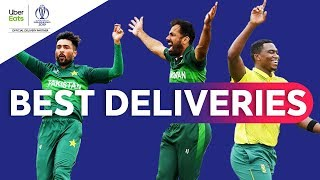 UberEats Best Deliveries of the Day | Pakistan vs South Africa | ICC Cricket World Cup 2019