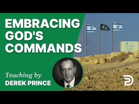 Embracing God's Commands 15/3