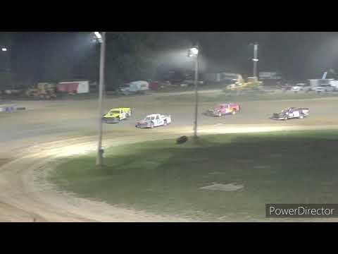 Pro Truck A-Main - Crystal Motor Speedway - 8-7-2021 - dirt track racing video image