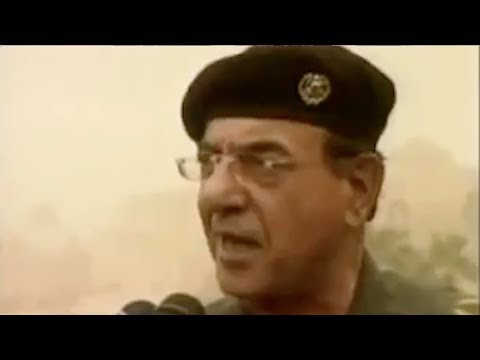 Baghdad Bob Visits the Border