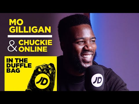 """jdsports.co.uk & JD Sports Discount Code video: MO GILLIGAN & CHUCKIE ONLINE   """"YOU CAN'T BE RACIST IN LONDON - ON YOUR OWN""""   JD IN THE DUFFLE BAG"""