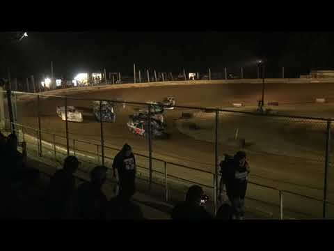 Jackson County Speedway   7/23/21   Steel Block Late Model Series   Feature - dirt track racing video image