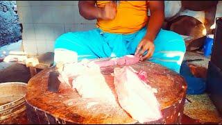 Meat Cutting   Meat cutting techniques   Fast cutting skills