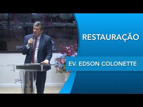 Ev. Edson Colonette   Tenha fé   Mateus 15.21   13 02 2020