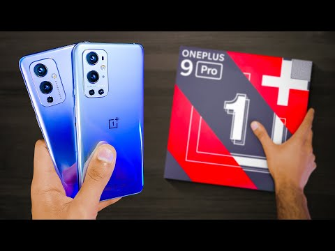 OnePlus 9 & 9 Pro REVIEW
