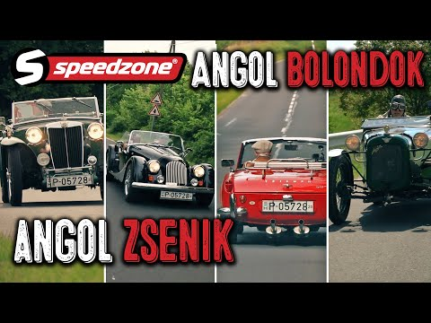 Angol bolondok, angol zsenik (Speedzone S09E13)
