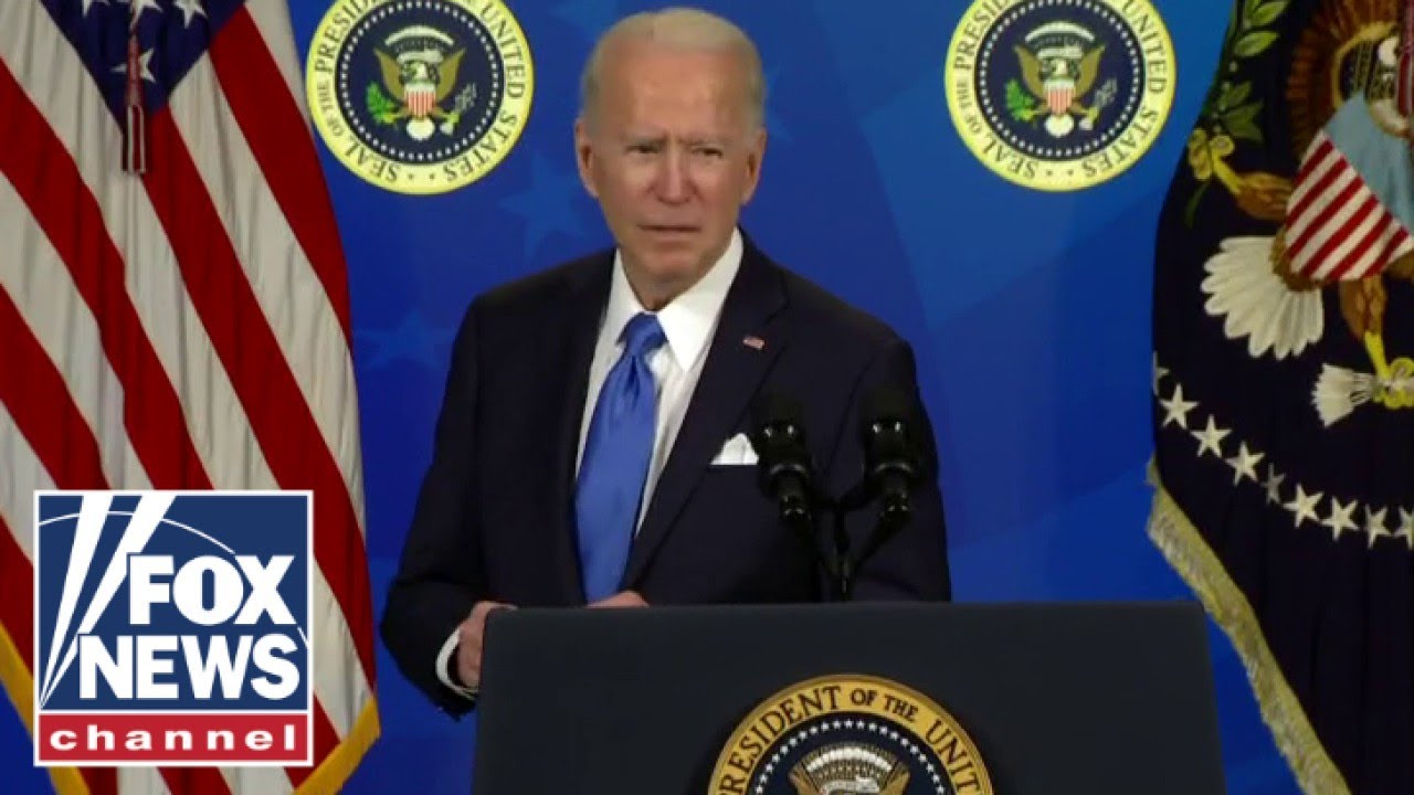 America's foreign adversaries have eyes on Biden's first presser: Concha