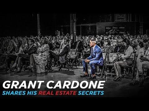 Grant Cardone Shares his Real Estate Secrets to Over 2,000 Investors LIVE! photo